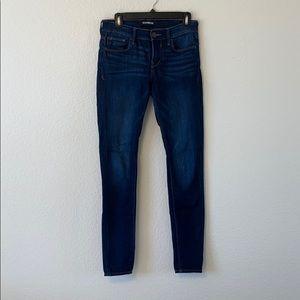 Express Mid Rise Stretch Legging 2L Jean